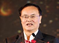 原全国工商联专职副主席、中国民营经济研究会会长 庄聪生
