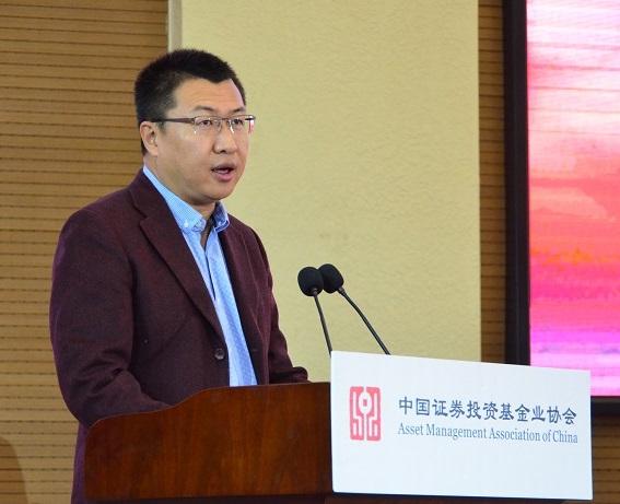 赵亚辉 人民创投总经理、人民网文化产业基金管理合伙人