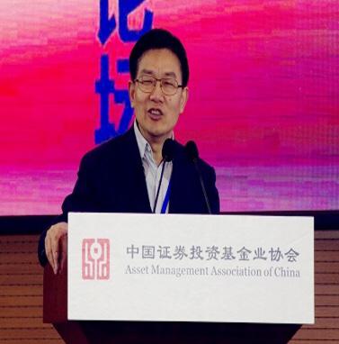 刘健钧 中国证监会私募基金监管部副主任