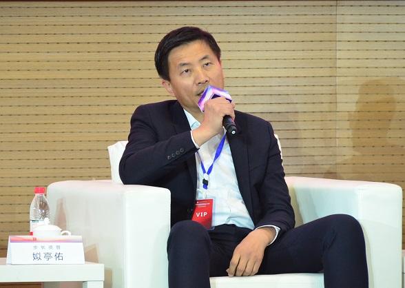 姒亭佑 步长资产管理中心总经理
