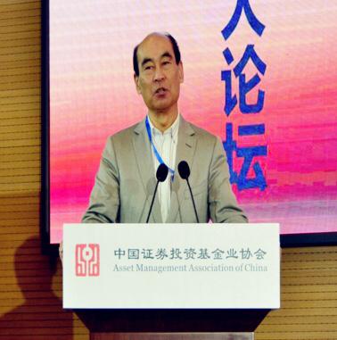 王忠民 母基金专委会主席 全国社保基金理事会党组成员、副理事长
