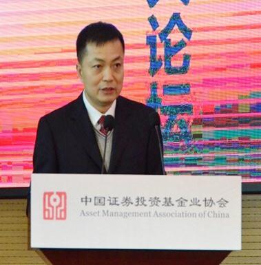 蒋海军 中国证券投资基金业协会私募服务部总监