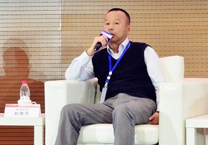 刘维平 盈富泰克国家新兴产业创投引导基金总经理