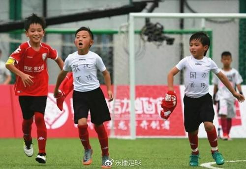 乐播足球创始人董路:中国足球小将的IP探索